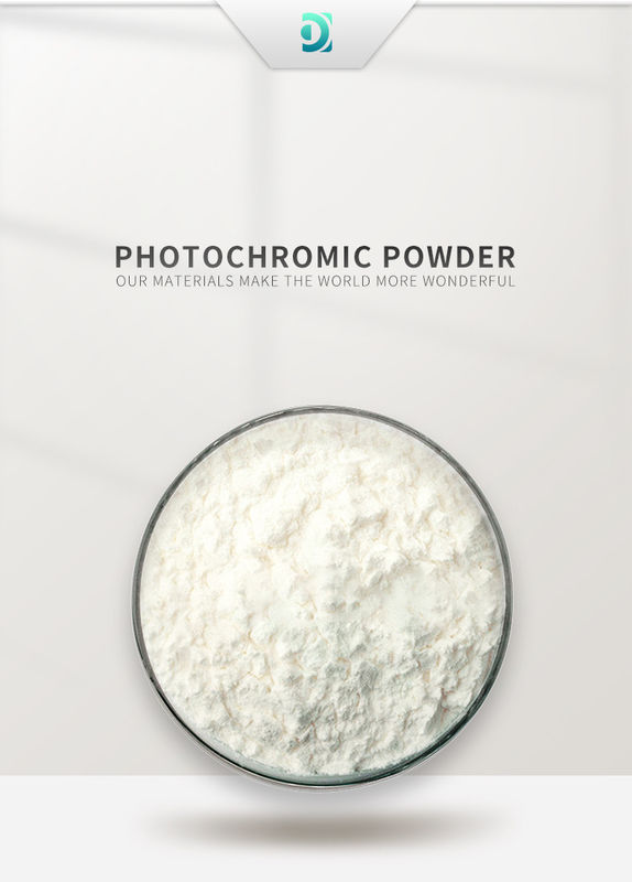 Sun Sensitive Photochromic Powder For Glass Color Change